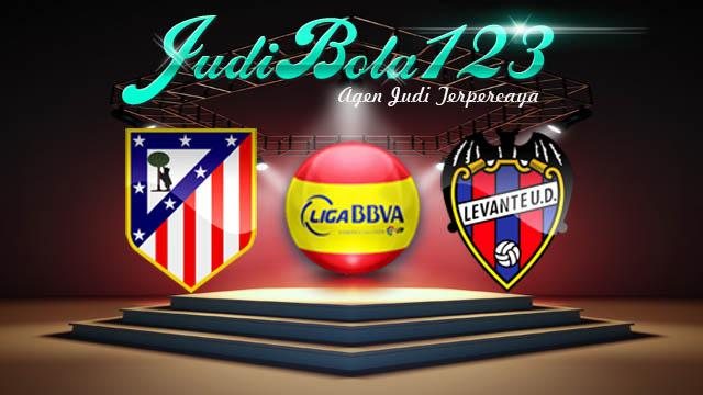Agen Sbobet - Prediksi Atletico Madrid vs Levante 3