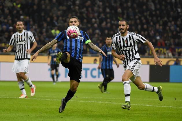 Prediksi Inter Milan vs Juventus 29 April 2018