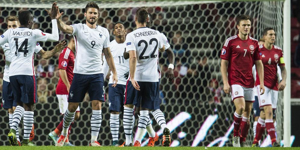 Prediksi Denmark vs Prancis 26 Juni 2018 Judibola123